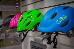 Lititz Bikeworks Kid's Helmets