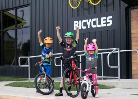 We've Got the Bikes!